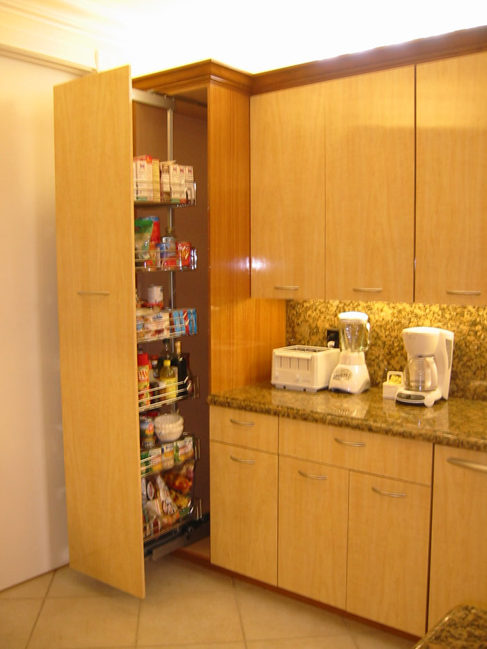 Cabinet Installation   2. HEAVY DUTY FULL HEIGHT PANTRY